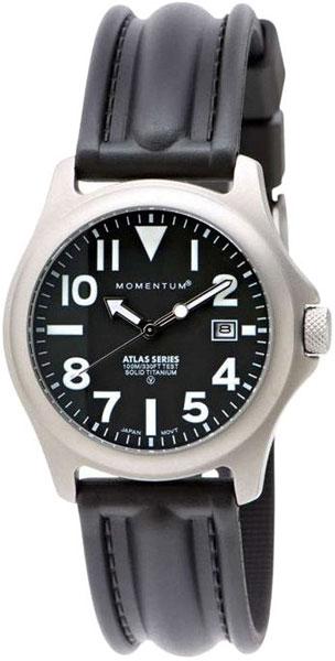 Мужские часы Momentum 1M-SP00BS1 momentum часы momentum 1m sp00bs2b коллекция atlas ti