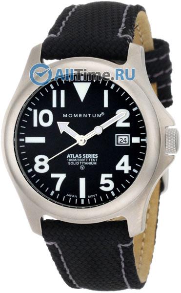 Мужские часы Momentum 1M-SP00BS14B momentum часы momentum 1m sp00bs2b коллекция atlas ti