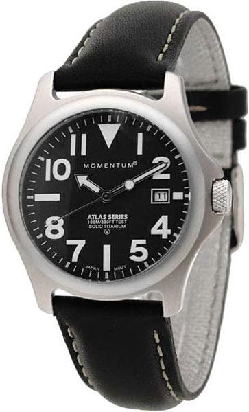 Мужские часы Momentum 1M-SP00BS2B momentum часы momentum 1m sp00bs2b коллекция atlas ti