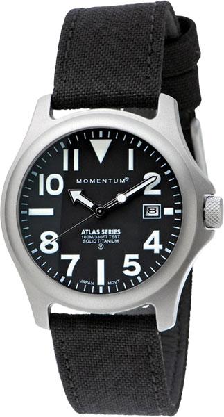Мужские часы Momentum 1M-SP00BS6B momentum часы momentum 1m sp00bs2b коллекция atlas ti