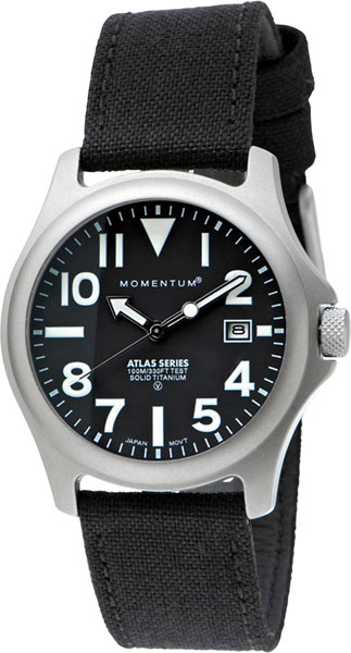 Мужские часы Momentum 1M-SP00BS6B lgo lsn 0912 01