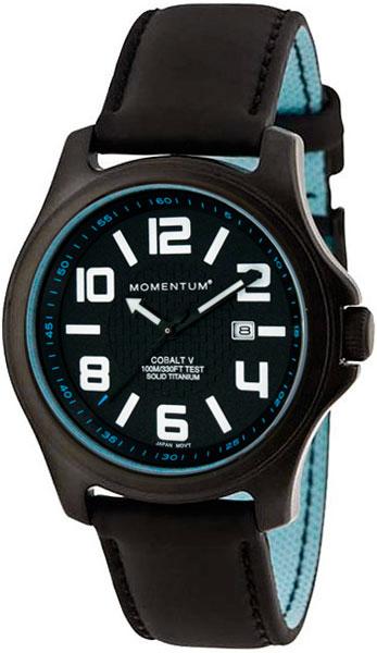 Мужские часы Momentum 1M-SP06BS12B momentum часы momentum 1m sp17ps0 коллекция heatwave