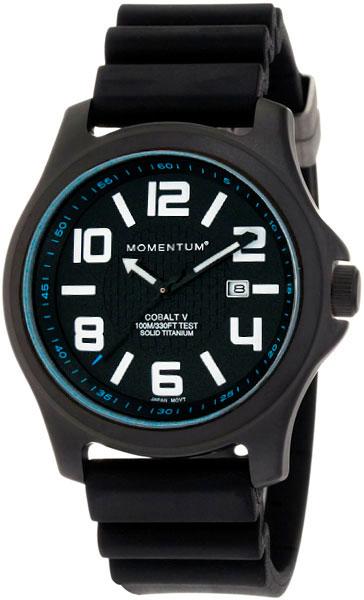 Мужские часы Momentum 1M-SP06BS8 momentum часы momentum 1m sp17ps0 коллекция heatwave