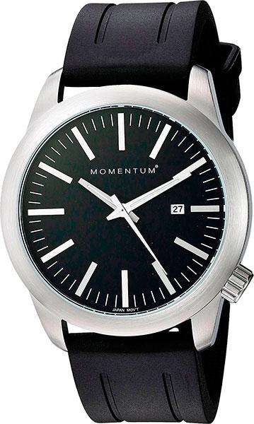 Мужские часы Momentum 1M-SP10B1B momentum часы momentum 1m sp10b1b коллекция m1 black