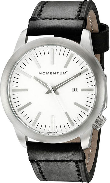 Мужские часы Momentum 1M-SP10W2B momentum часы momentum 1m sp10w2b коллекция logic ss