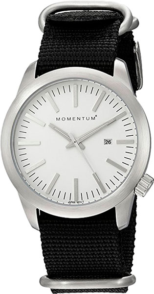 Мужские часы Momentum 1M-SP10W7B momentum часы momentum 1m sp10w7b коллекция m1 black