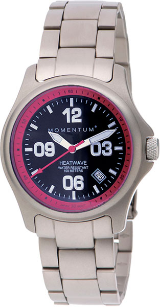 Женские часы Momentum 1M-SP17FS0 momentum часы momentum 1m sp17ps0 коллекция heatwave