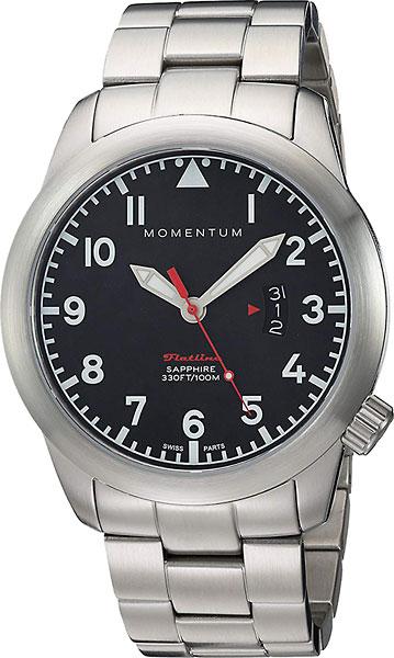 Мужские часы Momentum 1M-SP18BS0 momentum часы momentum 1m sp17ps0 коллекция heatwave