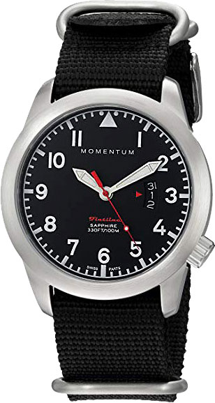 Мужские часы Momentum 1M-SP18BS7B momentum часы momentum 1m sp17ps0 коллекция heatwave