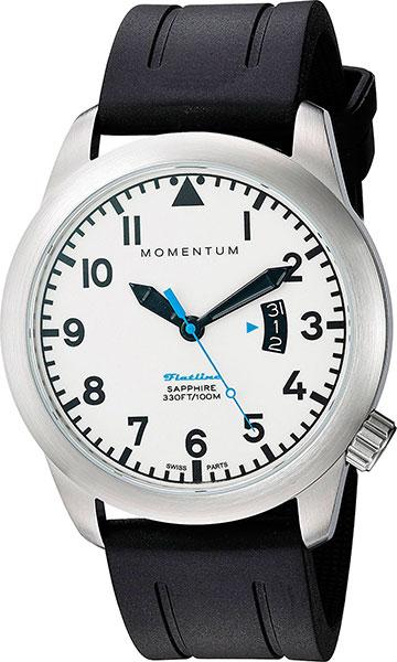 Мужские часы Momentum 1M-SP18LS1B momentum часы momentum 1m sp17ps0 коллекция heatwave