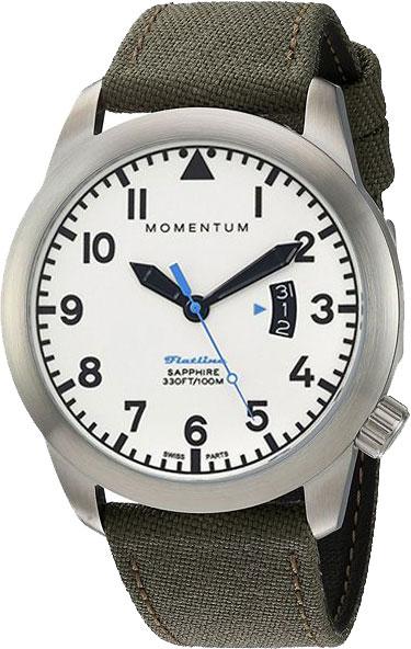 Мужские часы Momentum 1M-SP18LS6G momentum часы momentum 1m sp17ps0 коллекция heatwave