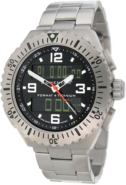 Мужские часы Momentum 1M-SP24BS0