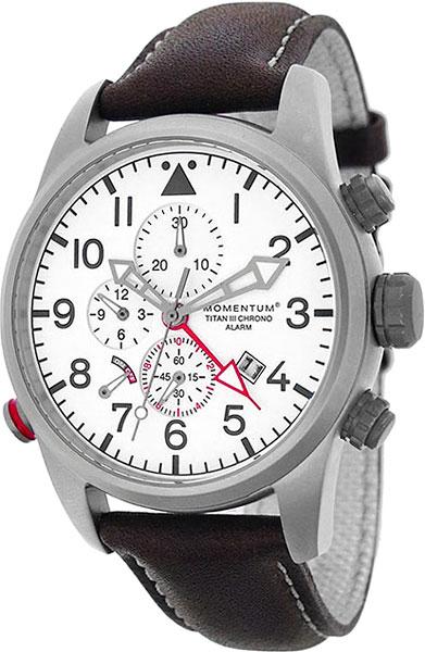 Мужские часы Momentum 1M-SP32WS2C momentum часы momentum 1m sp17ps0 коллекция heatwave