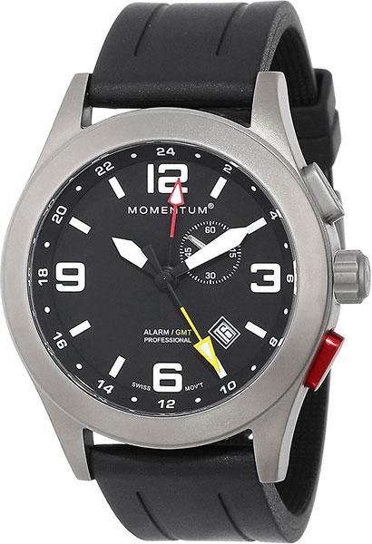 Мужские часы Momentum 1M-SP58BS1B momentum часы momentum 1m sp17ps0 коллекция heatwave