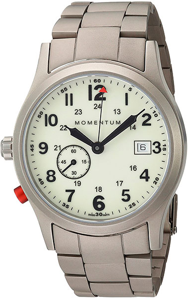Мужские часы Momentum 1M-SP60L0 momentum часы momentum 1m sp60b2b коллекция pathfinder iii