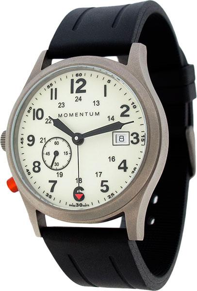 Мужские часы Momentum 1M-SP60L1B momentum часы momentum 1m sp60l1b коллекция pathfinder iii