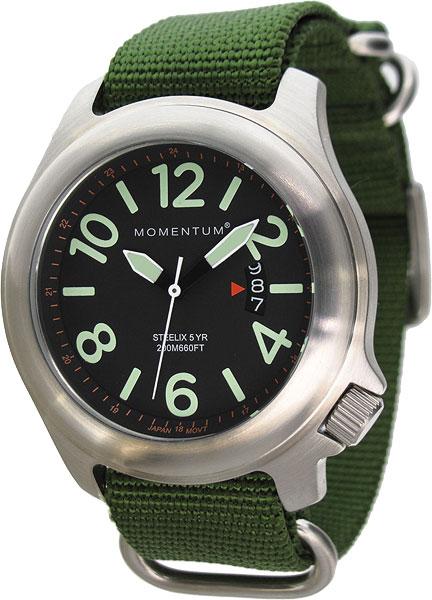 Мужские часы Momentum 1M-SP74B7G momentum часы momentum 1m sp17ps0 коллекция heatwave