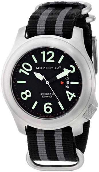 Мужские часы Momentum 1M-SP74B7S momentum часы momentum 1m sp17ps0 коллекция heatwave