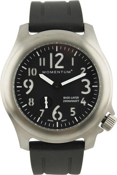 Мужские часы Momentum 1M-SP76B1B momentum часы momentum 1m sp17ps0 коллекция heatwave