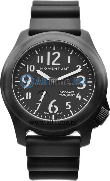 Мужские часы Momentum 1M-SP78BS9B momentum часы momentum 1m sp17ps0 коллекция heatwave