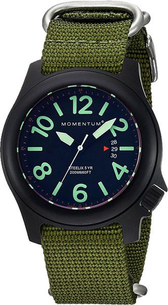 Мужские часы Momentum 1M-SP84B7G momentum часы momentum 1m sp84b7g коллекция steelix