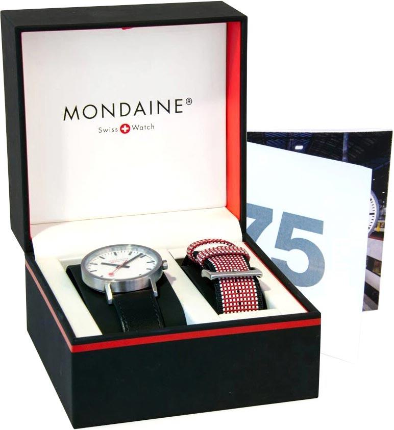 Мужские часы Mondaine A660.30360.75SET