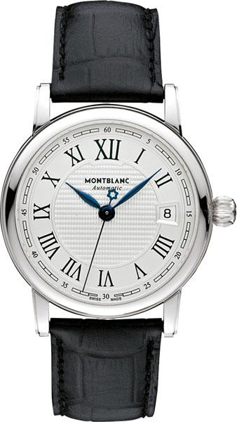 Фото «Швейцарские механические наручные часы Montblanc MB107115»