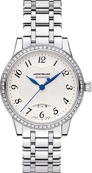 Фото «Швейцарские механические наручные часы Montblanc MB111214»