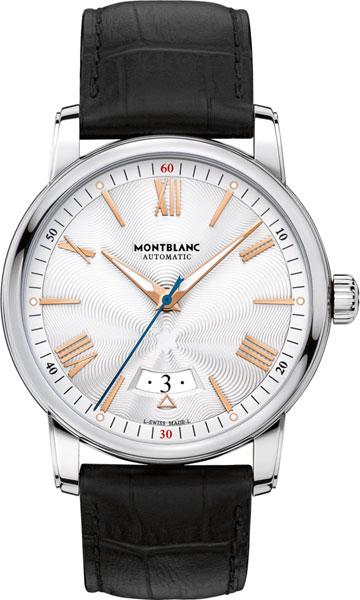Фото «Швейцарские механические наручные часы Montblanc MB114841»