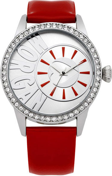 Купить Наручные часы M1103R  Женские наручные fashion часы в коллекции Circle-Oval Morgan