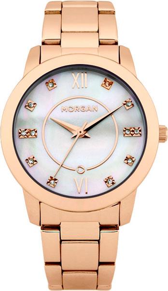 Женские часы Morgan M1105RGM чехол на сиденье autoprofi gob 1105 gy line m