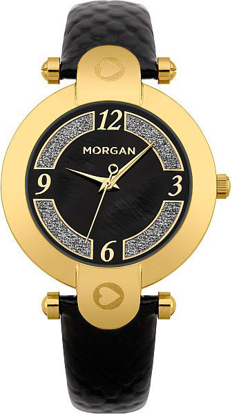 Женские часы Morgan M1134BGBR-ucenka джемпер morgan morgan mo012ewvac77