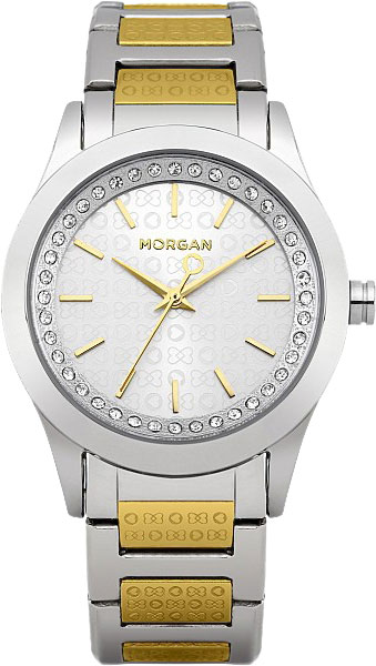 Женские часы Morgan M1139SGMBR джемпер morgan morgan mo012ewvac77