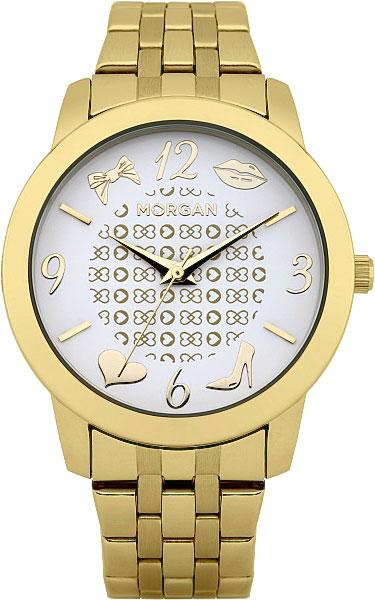 Женские часы Morgan M1140GM женские часы morgan m1217bg