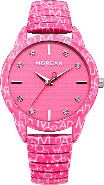 Женские часы Morgan M1171P-ucenka женские часы morgan m1127wrgbr ucenka