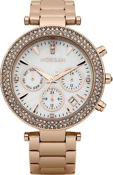 где купить Женские часы Morgan M1227RGM по лучшей цене