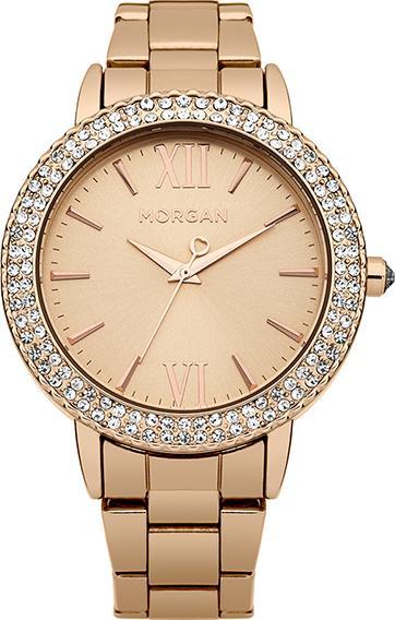 где купить Женские часы Morgan M1229RGM по лучшей цене