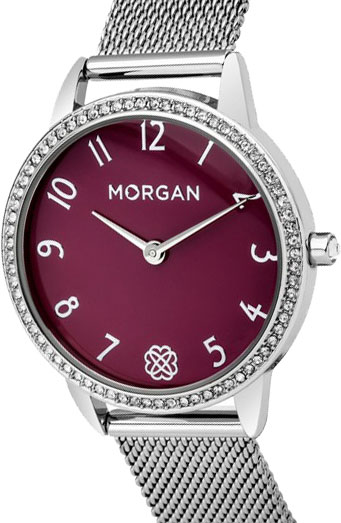 Женские часы Morgan M1261VSM morgan топ morgan morgan h9 baillet p 2buy красный xs