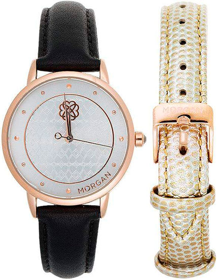 все цены на Женские часы Morgan M1262CBG онлайн