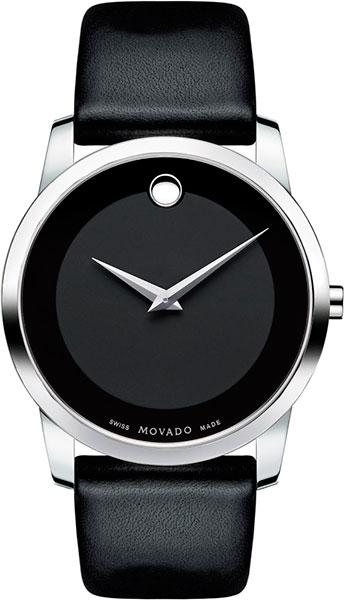 Мужские часы Movado 0606502-m movado museum classic 0606503