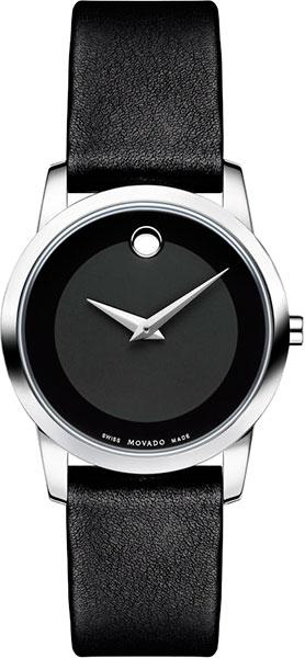 Женские часы Movado 0606503-m movado museum classic 0606503