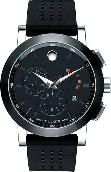 Мужские часы Movado 0606545-m movado museum sport 0606545