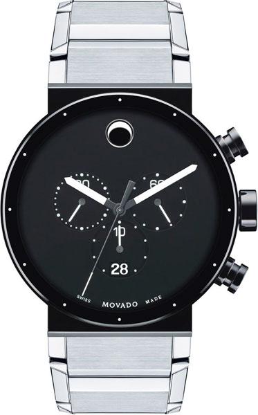 Мужские часы Movado 0606800-m movado 0606838