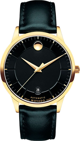 Мужские часы Movado 0606875-m movado bela 0607018