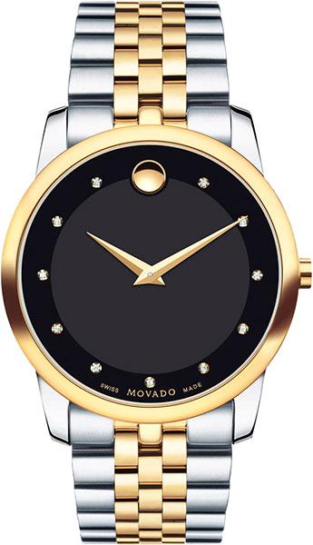 Мужские часы Movado 0606879-m movado 0606248