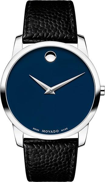 Мужские часы Movado 0607013-m movado bela 0607018