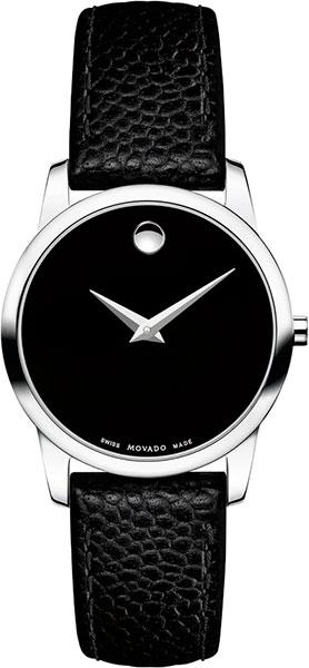 Женские часы Movado 0607015-m movado museum classic 0606503