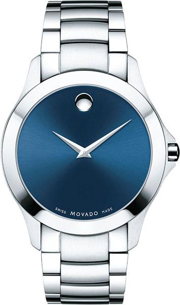 Мужские часы Movado 0607033-m movado museum classic 0606503