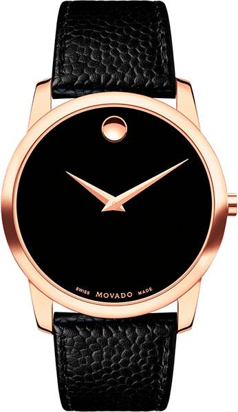 Мужские часы Movado 0607060-m movado museum classic 0607060