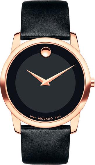 Мужские часы Movado 0607078-m movado 0606838